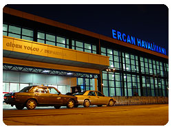 North Cyprus Ercan Airport