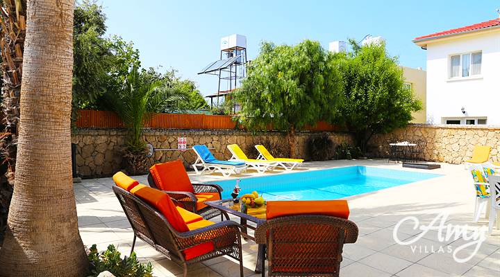 Villa Almond - Kyrenia, North Cyprus