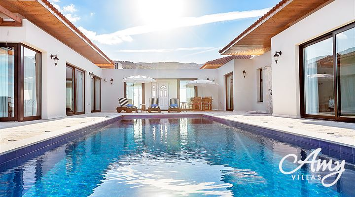 Villa Blue - Kayalar, North Cyprus