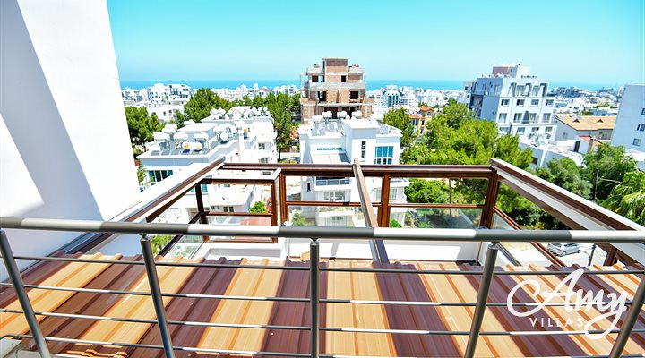 Penthouse Ceren - Kyrenia, North Cyprus