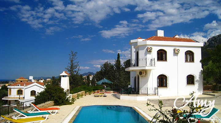 Villas Bellapais North Cyprus