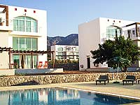 Apartment Crystal Bay Marina - Tatlisu, North Cyprus