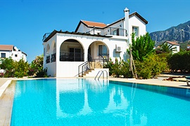 Villa Elegance - Lapta, North Cyprus
