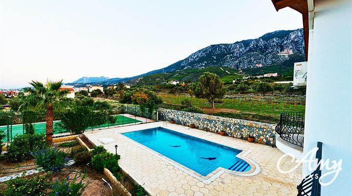 Villa Federer - Lapta, North Cyprus