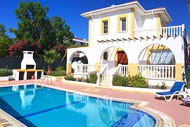 Villa Greenhill - Alsancak, North Cyprus