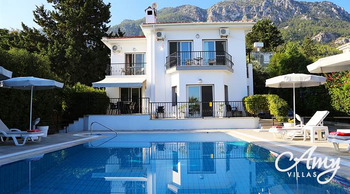Villa Mountain Breeze - Lapta, North Cyprus