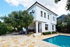 Villa Mulberry - Lapta, North Cyprus