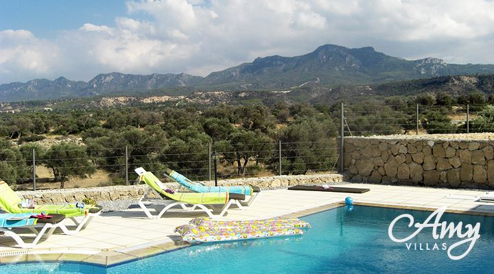Villa Nature Bay - Alagadi, North Cyprus