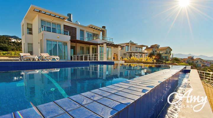 Villa Ocean View - Esentepe, North Cyprus