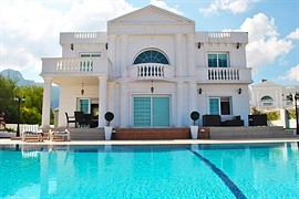 Villa Roman - Catalkoy, North Cyprus