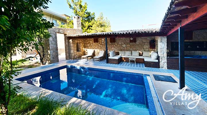 Villa Stone House - Kyrenia, North Cyprus