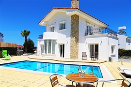 Villa Sunbeams - Lapta, North Cyprus