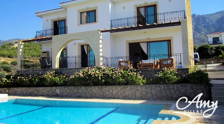 Villa Sunflowers - Edremit, North Cyprus